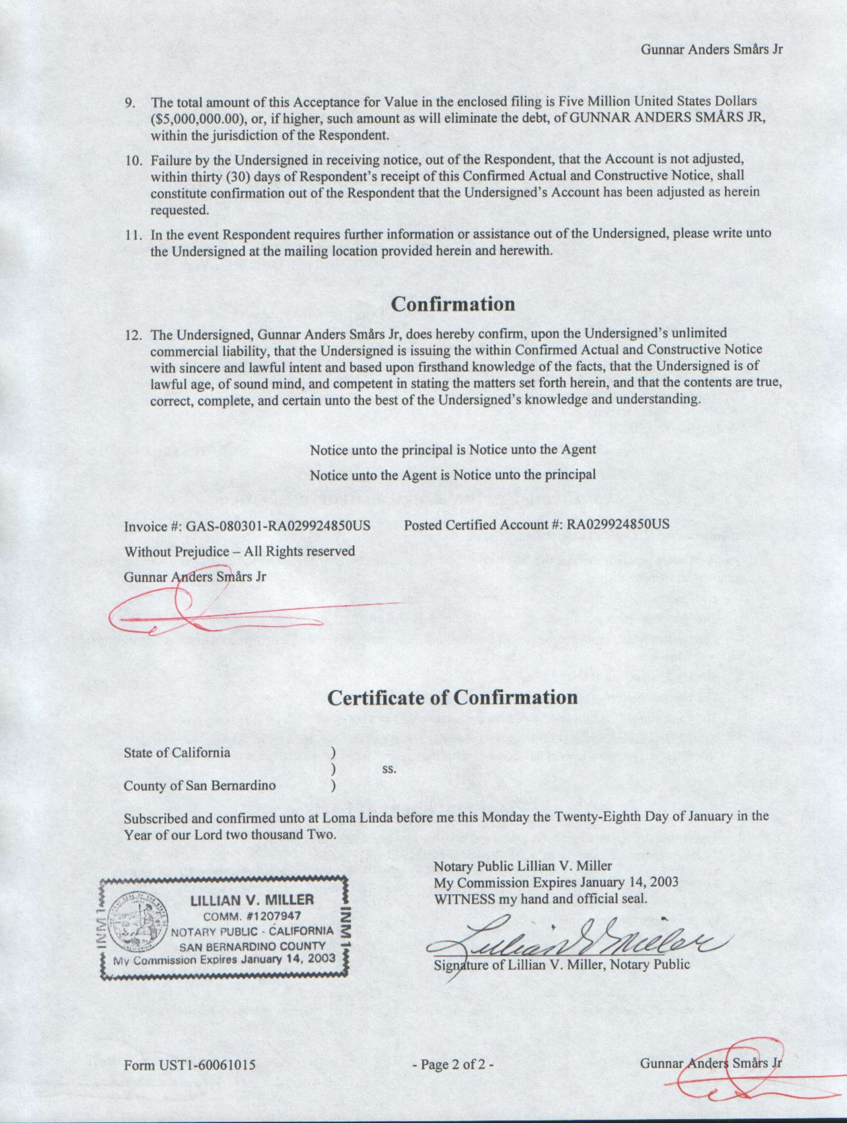 Affidavit of service form with links to copies of actual documents and california aiddatafo Gallery