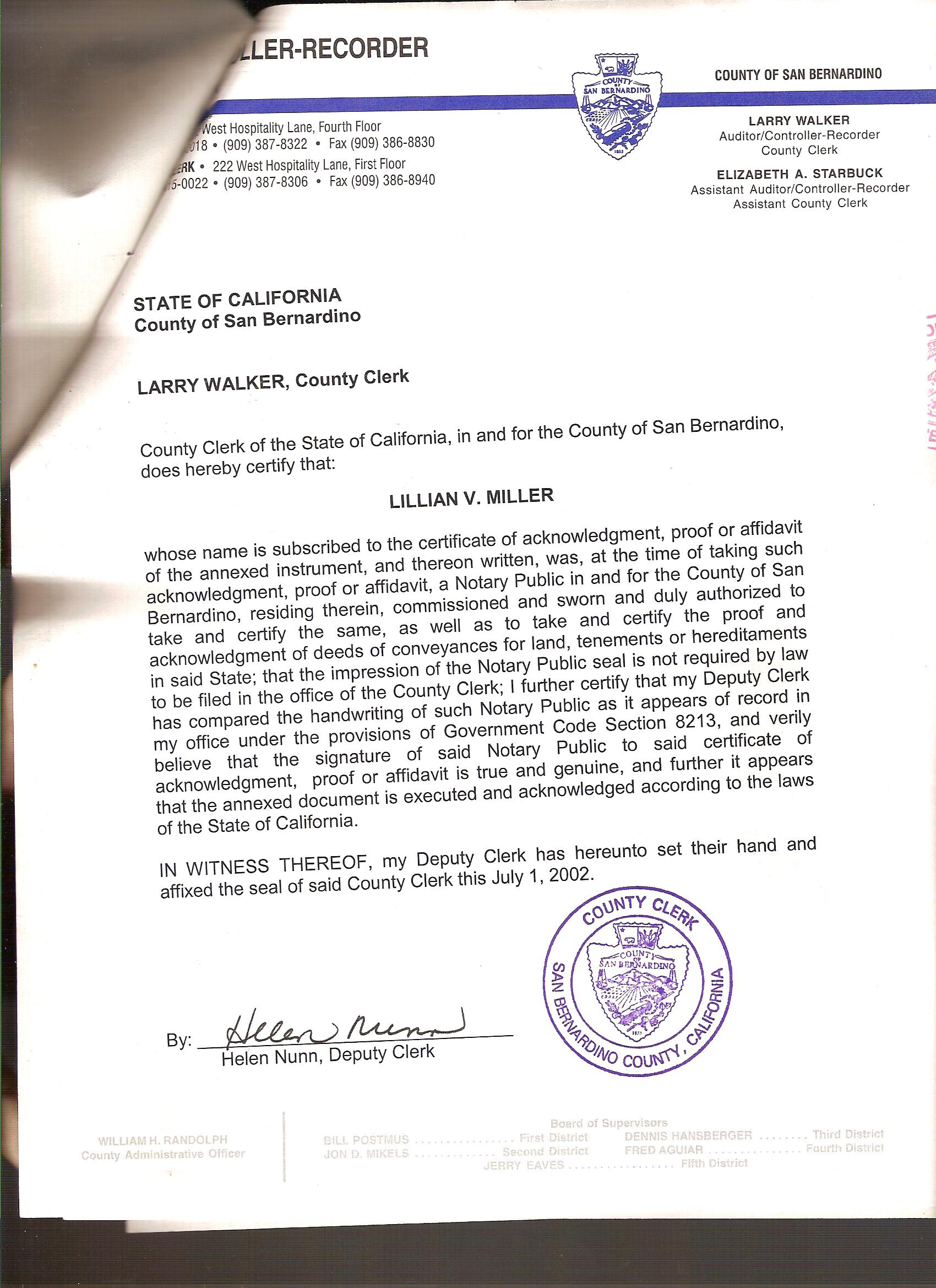 Index of treeoflifenwithoutrecourse ucc california re tree of life c etc apostille 04 copy certification by document custodian notary publicg 1betcityfo Choice Image